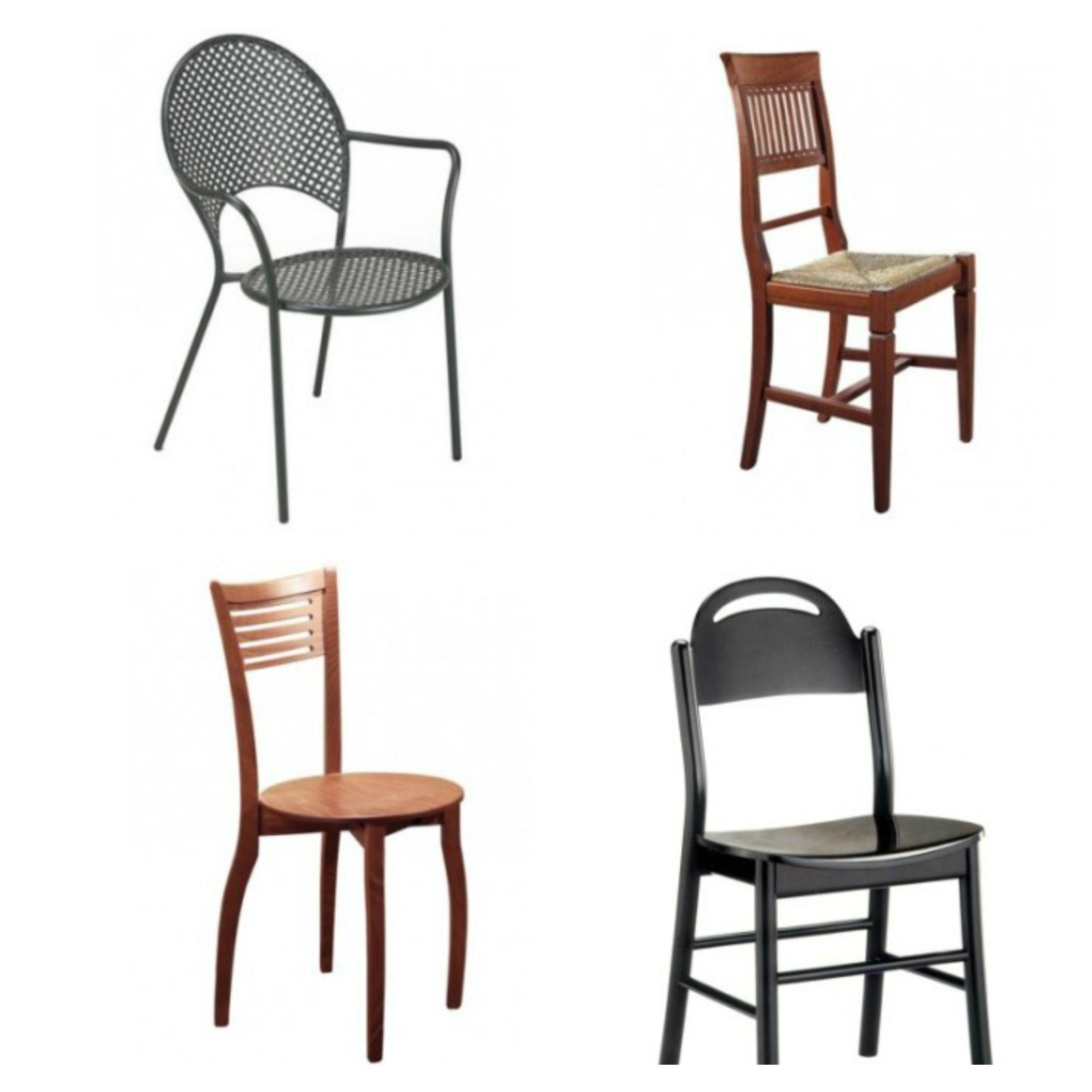sedie bianche economiche finest sedie bianche ecopelle